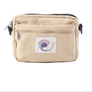 {ERGOBaby} Organic Front Pouch Tan